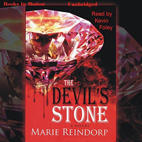 The Devil's Stone audiobook cover art