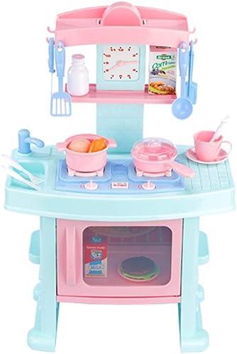Jouets Xiaomei Set de pour Enfants pour Enfants Simulation Kitchenware Girl Early Education Toys 3-6 Ans