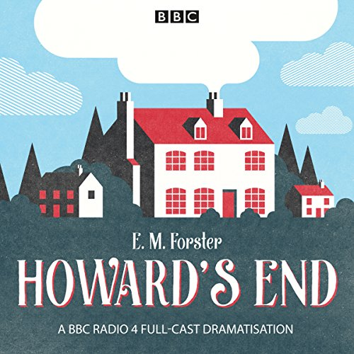 Howard's End audiobook cover art