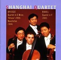 Bridge / Ravel: Quartets (2001-07-31)