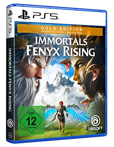 Immortals Fenyx Rising - Gold Edition - [PlayStation 5]