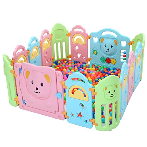 Surreal Playpen for Baby and Toddlers