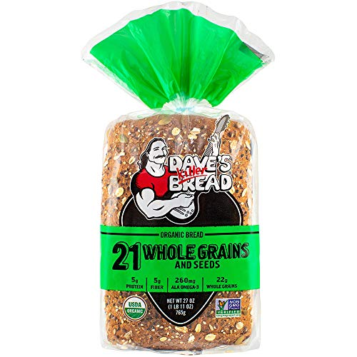 Dave's Killer Bread Organic 21 Whole Grains and Seeds Bread
