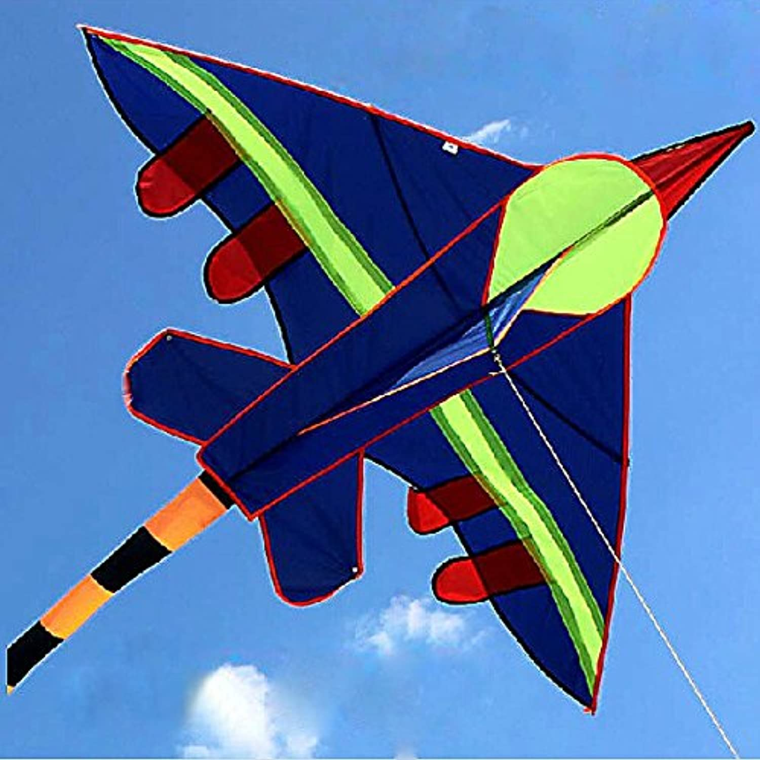 Bazaar Outdoor Fun Sports New Small Fighter Kite Fun Toys Easy Fly