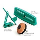MULTI-SHARP 1801 Kit de Afilado de Cuchillas Multiusos para Herramientas de...