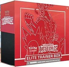 Pokemon SAS5 5 Battle Style Gigantamax Single Strike Urshifu Elite Trainer Box