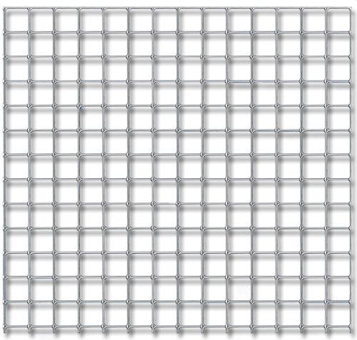 BETAFENCE 56090Casanet Netz 6,3x 6,3/51, 25m, grau