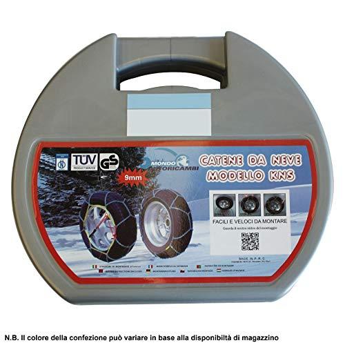 Kawin Catene da Neve 205/45-17 OMOLOGATE V5117 205 45 17 9mm R17