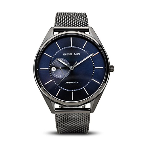 BERING Herren-Armbanduhr Analog Automatik Edelstahl 16243-227