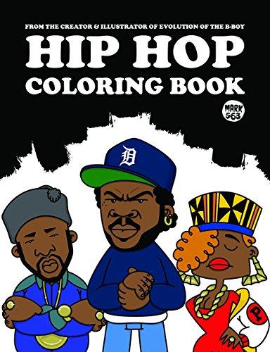 Hip Hop Coloring Book