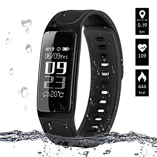 3. ELEGANT Activity Tracker Smart Watch