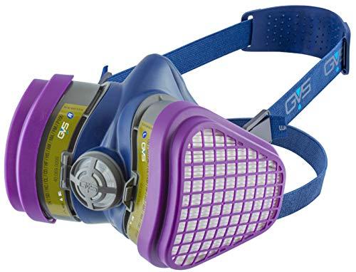 GVS Elipse SPR485 Elipse P100 Mask Multigas, M/L