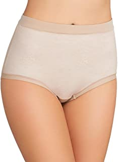 Women's Plus Size Light Shaping Brief with Lace