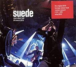 suede live cd