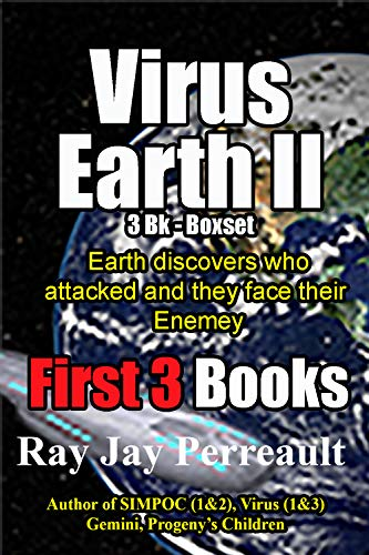 Virus/Earth II Boxset (Bks 1-3) (English Edition) eBook: Perreault, Ray Jay: Amazon.es: Tienda Kindle
