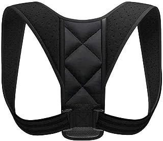 Posture Corrector for Women and Men - Posture Correction & Posture Support for Neck Shoulders and Back Neoprene Posture Tr...