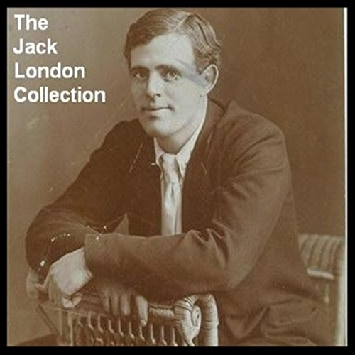 The Jack London Collection audiobook cover art