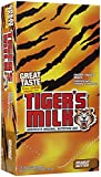 Tiger's Milk Peanut Butter Protein Nutrition Bar, Energy-Packed Snack, Zero Trans Fats, Fortified with Vitamins & Minerals, 1.23oz (Pack of 24)