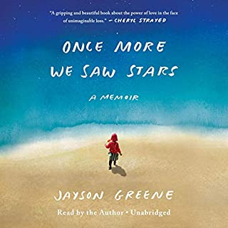 Once More We Saw Stars audiobook cover art