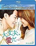 大丈夫、愛だ BD-BOX2 (コンプリート・シンプルBD‐BOX6,000円シリーズ)(期間限定生産) [Blu-ray]