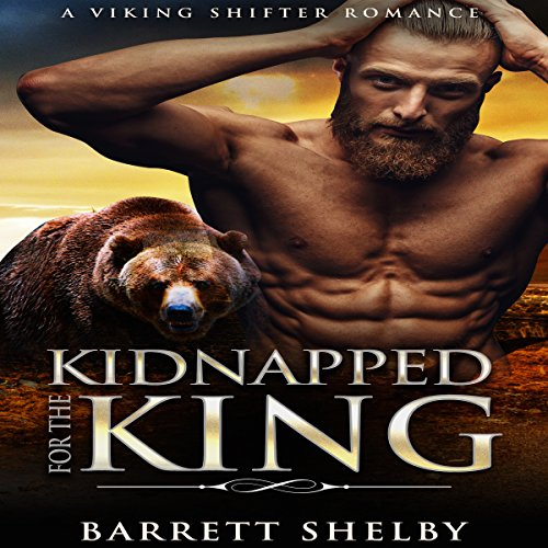 Kidnapped for the King audiobook cover art