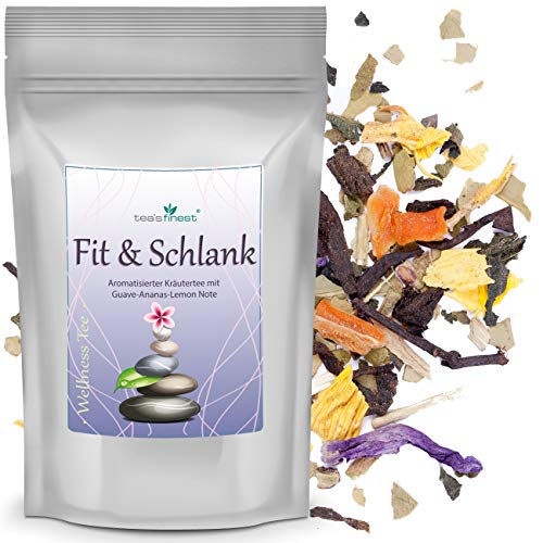 Wellness Tee Fit & Schlank (Guave-Ananas-Lemon) (100 Gramm)