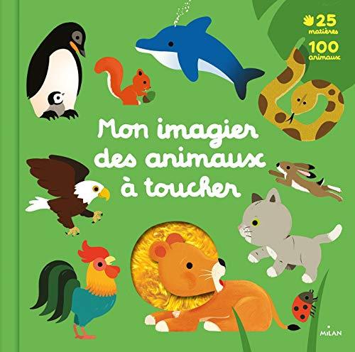 Mon grand imagier des animaux à toucher