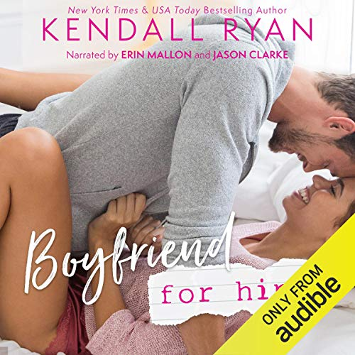 Page de couverture de Boyfriend for Hire