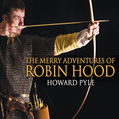 The Merry Adventures of Robin Hood copertina