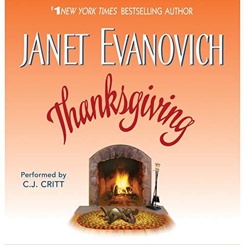 Thanksgiving audiobook cover art