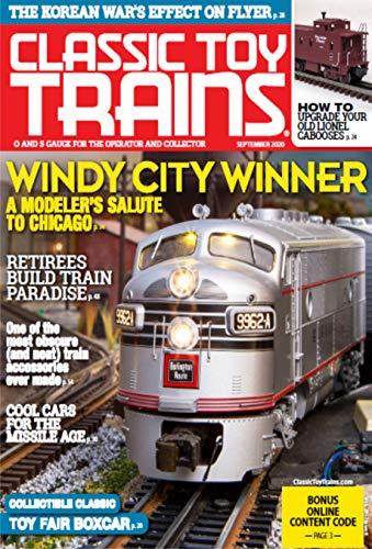 Classic Toy Train Magazine - Windy (English Edition)