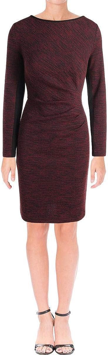 LAUREN RALPH LAUREN Women's Two-Toned Sheath Dress