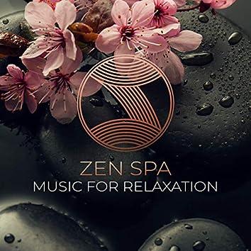 Zen Spa Music for Relaxation: Massage Treatments, Wellness, Reiki, Relaxing Bath, Sleep and Rest