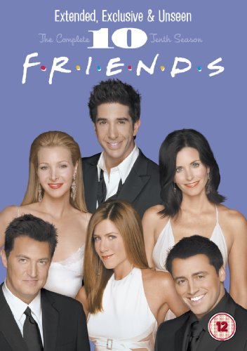 Friends-Series 10-Complete [Reino Unido] [DVD]