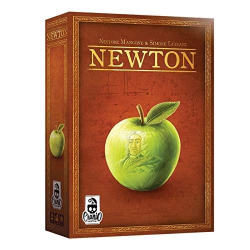 Cranio Creations - Newton - Board Game - English Version