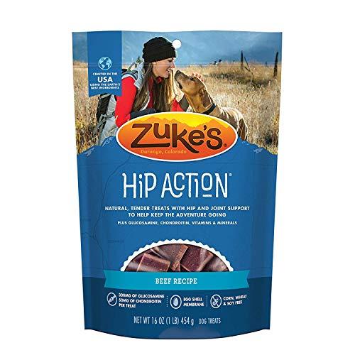 Zukes, Hip Action, Dog Treats, Economy Variety...