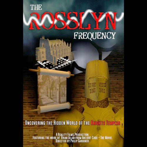 The Rosslyn Frequency audiobook cover art