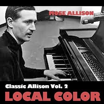 Classic Allison, Vol. 2: Local Color