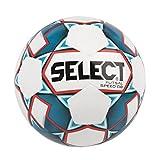 SELECT Speed Ballon de futsal  I Blanc/Bleu I official size