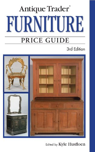 Antique Trader Furniture Price Guide (English Edition)
