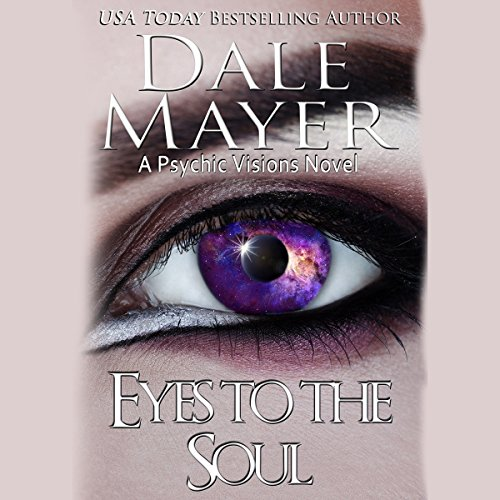 Eyes to the Soul audiobook cover art