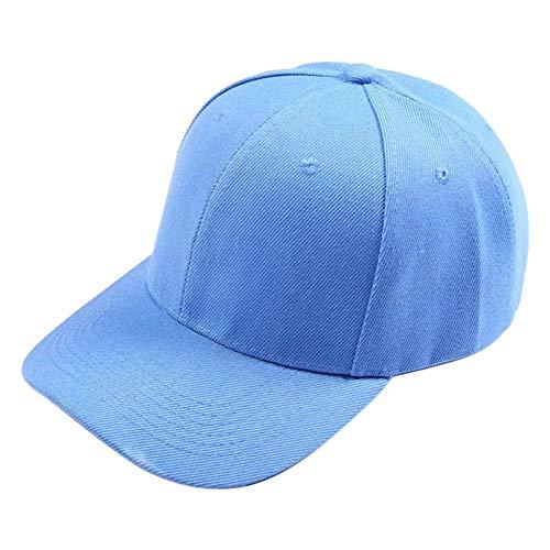 Hats Caps Men Hip Hop Cap Ponytail Messy Buns Trucker Plain Baseball Visor Cap Dad Hat