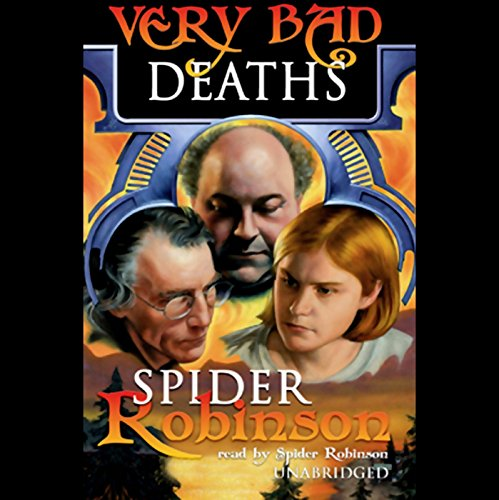 Very Bad Deaths audiobook cover art