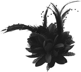Baoblaze Flor de Seda de Perla para Ramillete, Broche, Muñ