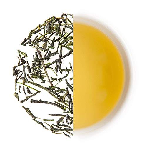 Kabuse Sencha Superior japanischer Tee - Grüner Tee direkt vom Bauern aus Japan - intensiv, frisch & floral (200 Gramm)