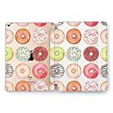 Wonder Wild Case Compatible with Apple iPad Cute Food New 9.7 inch Mini 1 2 3 4 Air 2 10.5 12.9 11...