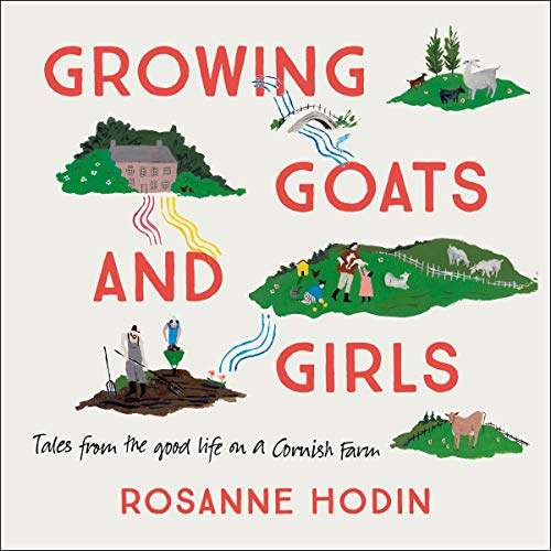 Growing Goats and Girls cover art