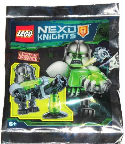 LEGO Nexo Knights CyberByter Minifigure Promo Foil Pack Set 271827