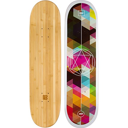 Bamboo Skateboards Graphic Deck