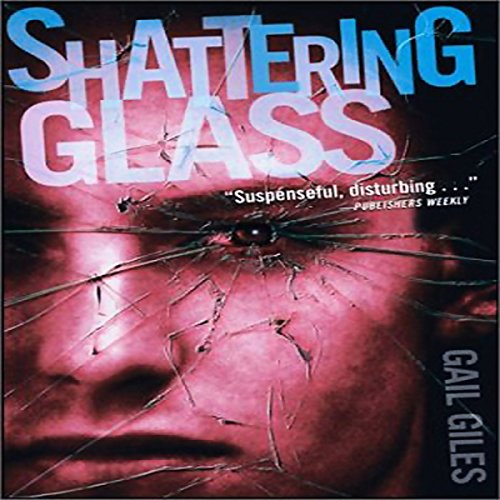 Shattering Glass  audiobook cover art